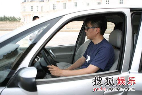 不知陈建斌的车技如何