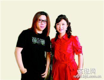 刘媛媛将在演唱会上与郭峰