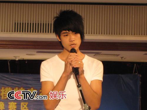 图:第八届CCTV模特大赛 山东赛区选秀 - 7