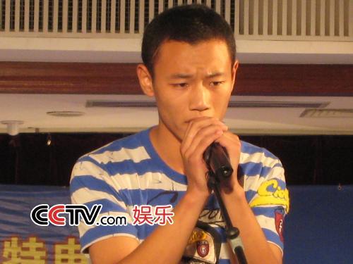 图:第八届CCTV模特大赛 山东赛区选秀 - 8