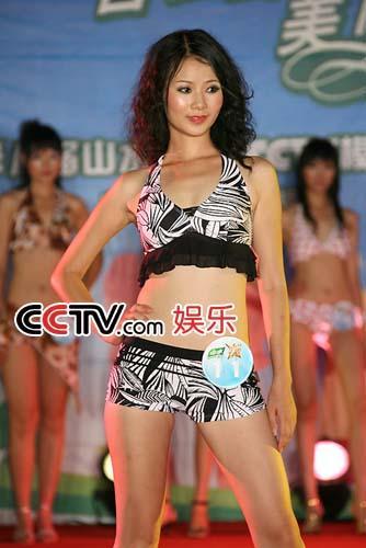 图:第八届cctv模特大赛 南宁赛区选秀 - 12