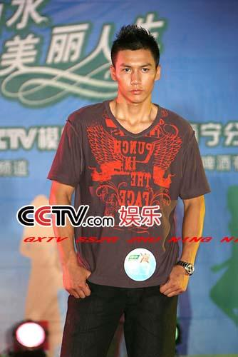 图:第八届CCTV模特大赛 南宁赛区选秀 - 16