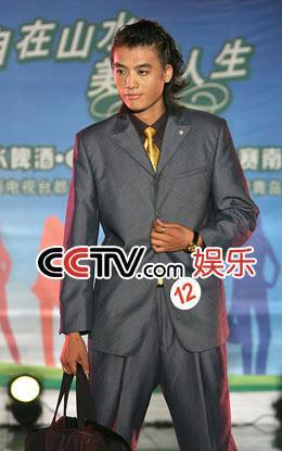 图:第八届CCTV模特大赛 南宁赛区选秀 - 19