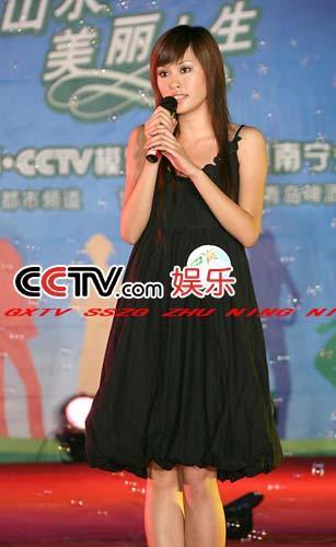 图:第八届CCTV模特大赛 南宁赛区选秀 - 2