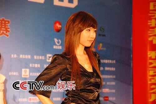 图:第八届CCTV模特大赛 湖北赛区选秀 - 7