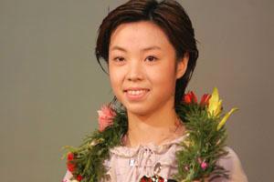 世界十佳――中国乒乓名将张怡宁