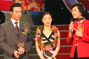 世界十佳最佳团队――申雪、赵宏博
