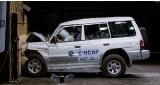 C-NCAP碰撞结果纪录