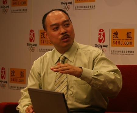 香港商会房地产组组长卢伟琦