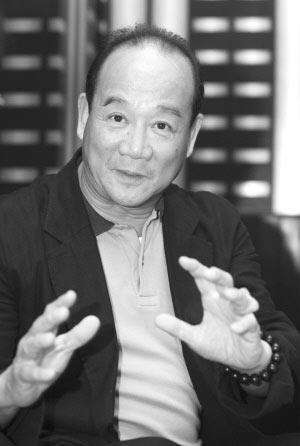 香港富财有限公司董事长