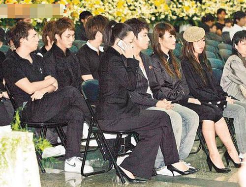 霍汶希、李逸朗、钟舒漫及Sun Boy