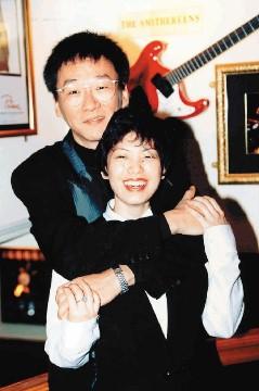 杨德昌和第一任妻子蔡琴