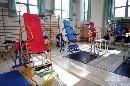图文:总局新举重馆正式启用 场馆内部训练器材