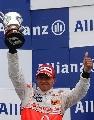 图文:F1法国站正赛 汉密尔顿得季军