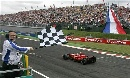 图文:F1法国站正赛 马尼库尔告别F1