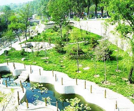 生态安全堪忧首都打造国家生态修复基地(图)