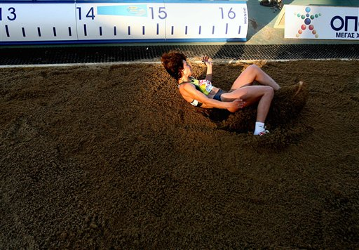 07雅典国际田联大奖赛 精彩赛况一览无余