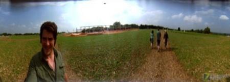 360度全景照相机