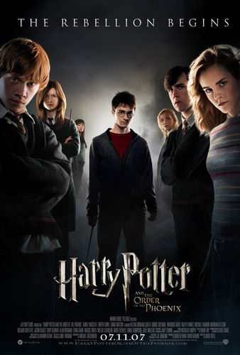 图:《哈利·波特与凤凰社》精美海报-1