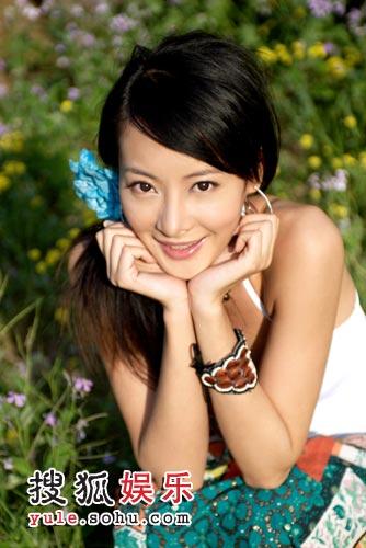 """""""80后""""演员朱虹发表宣言:我是美女我怕谁!图片"""