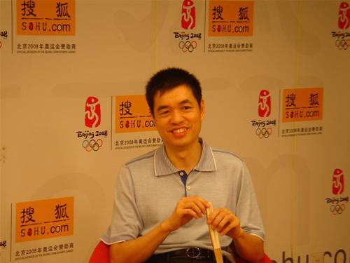 图文:马晓春访谈 马晓春:这个问题问的好