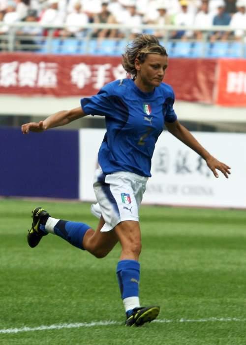 图文:[邀请赛]泰国0-5意大利 庆祝进球