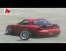 [汽车运动]RX-7竟然跑丢了自己的4条胎