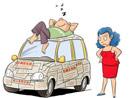 开车当心犯困药