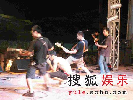 肆伍@上海音乐节