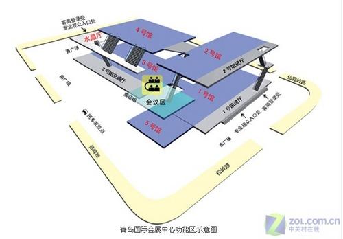 CES2007:青岛国际消费者电子展馆解析