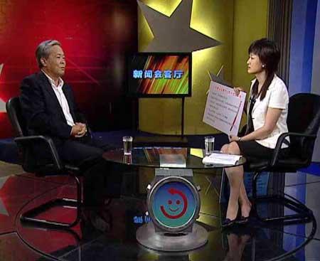 李小萌采访北京奥林匹克转播有限公司首席运营官马国力