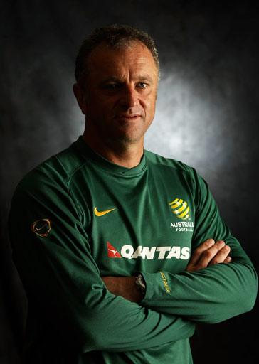 图文:亚洲杯澳大利亚阵容一览 主教练阿诺德