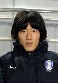图文:07亚洲杯韩国队阵容 3号后卫金珍圭