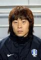 图文:07亚洲杯韩国队阵容 8号前卫金斗铉