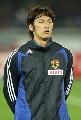 图文:07亚洲杯日本队阵容 12号前锋卷诚一郎