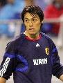 图文:07亚洲杯日本队阵容 19号前锋高原直泰