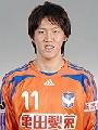图文:07亚洲杯日本队阵容 20号前锋矢野贵章