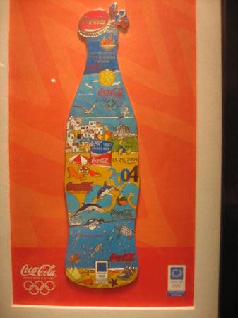 图文:收藏博览会在京开幕 特别的纪念章造型
