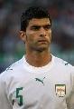 图文:07亚洲杯伊朗队阵容 5号后卫雷扎伊