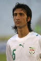 图文:07亚洲杯伊朗队阵容 16号前锋恩纳亚蒂