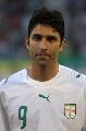 图文:07亚洲杯伊朗队阵容 9号前锋哈什米安