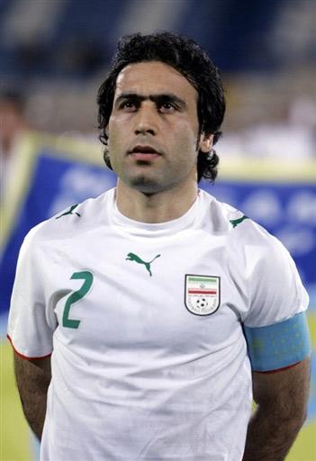 07亚洲杯伊朗队阵容 2号中场马达维基亚