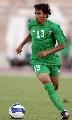 图文:07亚洲杯伊拉克队阵容 13号中场卡拉尔