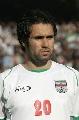 图文:07亚洲杯伊朗队阵容 20号后卫诺斯拉蒂