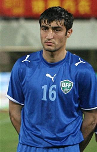 07亚洲杯乌兹别克资料 2号后卫卡里莫夫  (11)