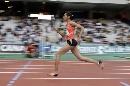 图文:[田径]07黄金联赛巴黎站 运动员快速奔跑