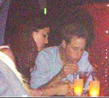 威廉王子与前女友凯特复合