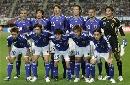 组图:2007亚洲杯16强全家福 B组日本23将全接触