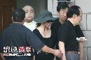 侯耀文追悼会在北京举行 蔡明着黑色衣帽来悼念