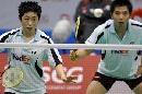 图文:泰国羽毛球公开赛 何汉斌/于洋晋级决赛